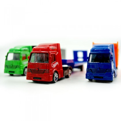 [LICENSED] HOT WHEELS Mega Truck Series