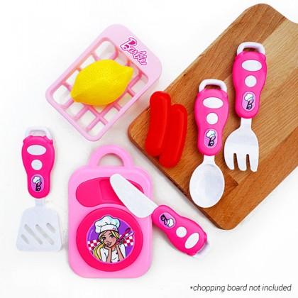 [LICENSED] BARBIE Kitchen Set