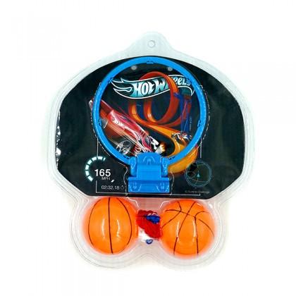 [LICENSED] HOT WHEELS Basketball Set