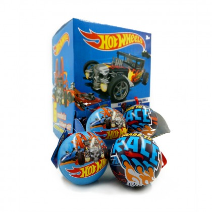 [LICENSED] HOT WHEELS Mystery Metal Ball